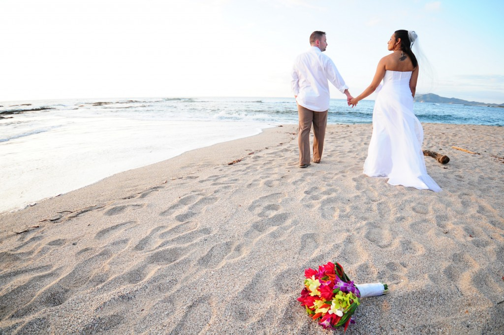 Elopement at Langosta Beach
