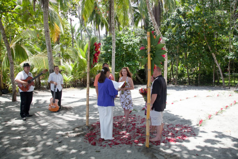 Celebrations Costa Rica Destination Wedding Planners