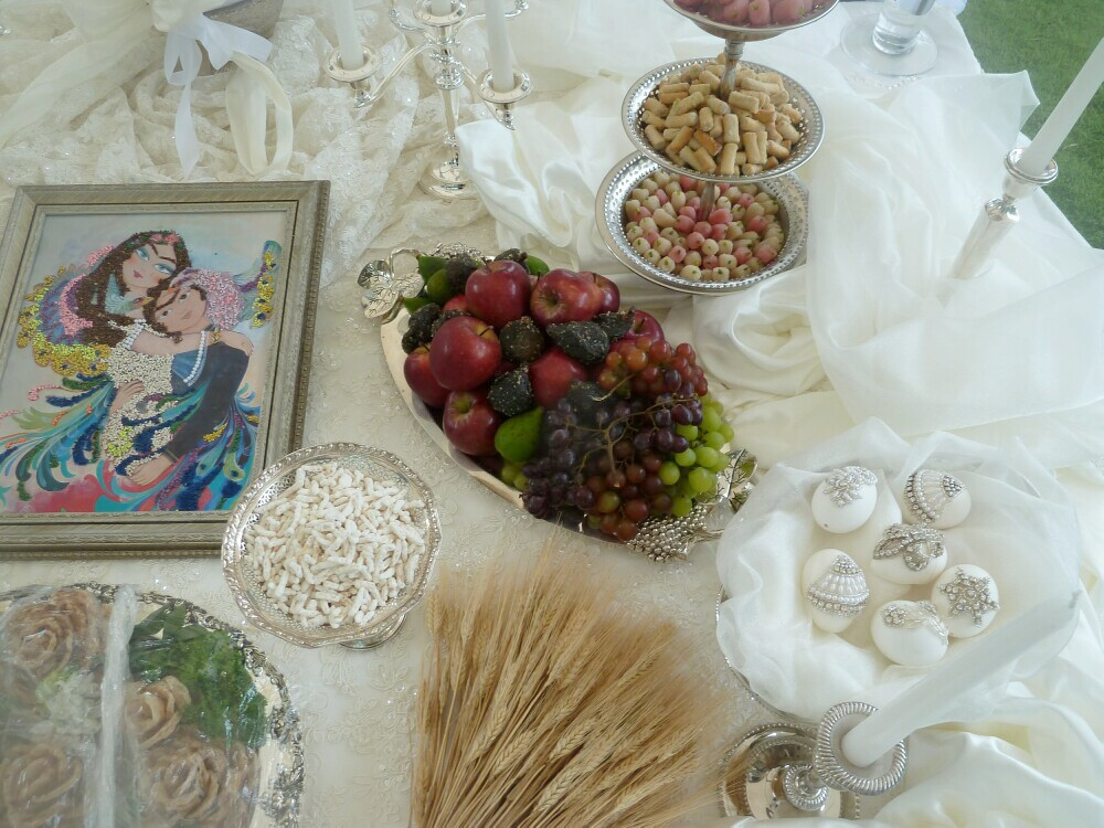 sofre-persian-wedding-costa-rica